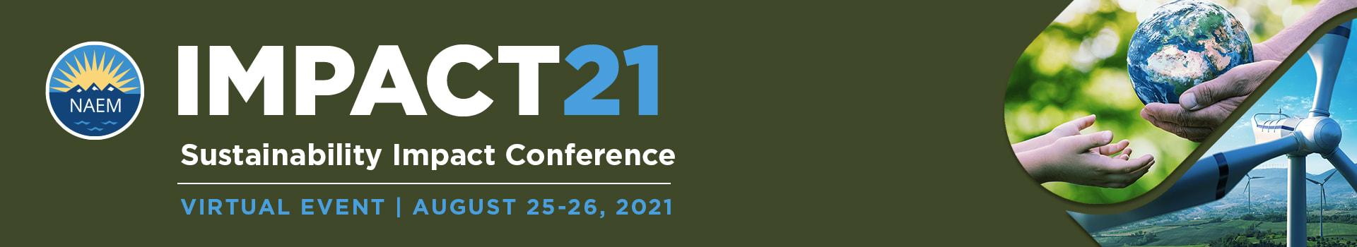 IMPACT21 | Sustainability Impact Conference