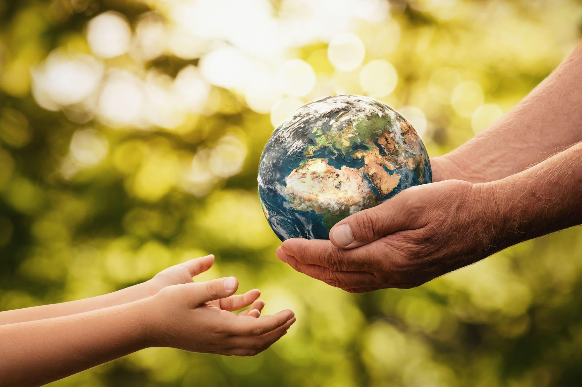 Operationalize Your Sustainability Strategy.
