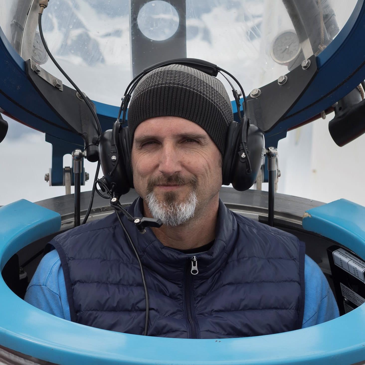 John Hocevar, Campaign Director; Greenpeace USA